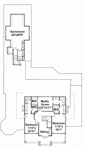 narrow lot roomy feel hwbdo75757 tidewater house plan from prentiss manor colonial home plan 024s 0023 house plans and more southern flo southern colonial traditional