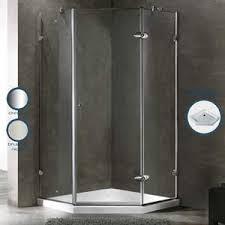 vigo pirouette shower door vg6042chcl60 clear chrome supply com