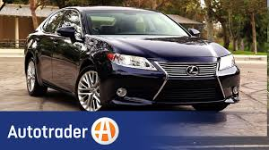 lexus car 2013 2013 lexus es 350 luxury sedan 5 reasons to buy autotrader