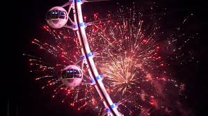 new years in las vegas five best new year s party places to las vegas fireworks