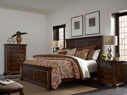 Kincaid Bedroom Furniture Sets Queen Monteri Solid Wood Panel Bed By Kincaid Furniture Wolf And