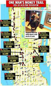 Yonkers New York Map by Cyber Thieves Busted In 45 Million Heist Ny Daily News