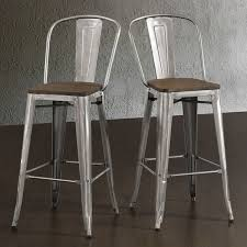 Kitchen Stunning Metal Counter Height Bar Stools Intended For - Elegant dining table with bar stools residence