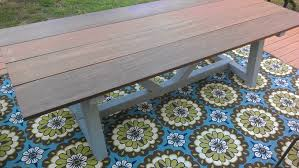 Providence Outdoor Daybed by Ana White Outdoor Providence Table Diy Projects