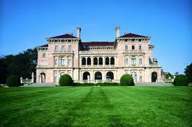 Famous Mansions Fabulous Newport