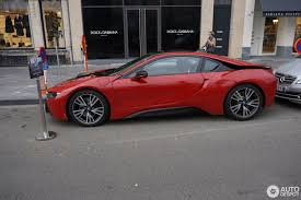 Bmw I8 Red - bmw i8 protonic red edition 12 november 2016 autogespot