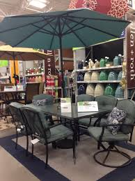 Mainstays Wicker 5 Piece Patio Dining Set Seats 4 - lowe u0027s garden treasures patio dining set patio ideas pinterest