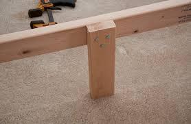 Bed Frame Support Wooden Bed Frame Support Legs Bed Frame Katalog 9c136c951cfc