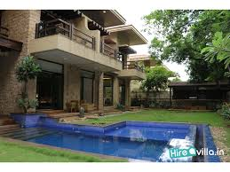 zen villas for rent in lonavala with swimming pool hireavilla in