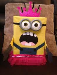 despicable minions valentine box despicable party