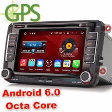 Octa Core Android 6 0 Car Stereo Dvd Gps Vw Passat Golf Jetta