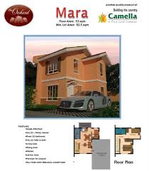 mara house model camella homes iloilo