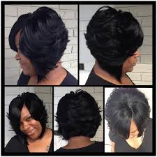 a line feathered bob hairstyles feathered bob hair cut for black woman google search hair