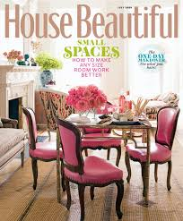 Beautiful Homes Magazine House Beautiful Cover Magazine July 2009