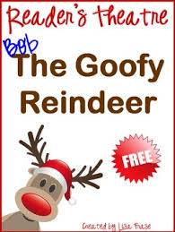 free reader s theatre bob the goofy reindeer by frase