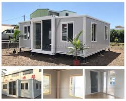 Low Price Expandable Folding Container House Suppliers