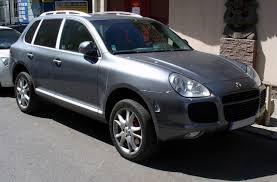 2008 Porsche Cayenne - file porsche cayenne i turbo jpg wikimedia commons