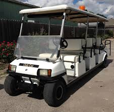 lease or rental of golf cart security cart utility cart shuttle