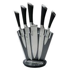 couteau cuisine ceramique set couteaux cuisine couteau de cuisine pradel excellence bloc 5