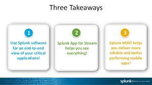 what u0027s new splunk app for stream and splunk mint
