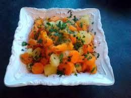 navet cuisine carnet de cuisine carottes et navet façon vichy