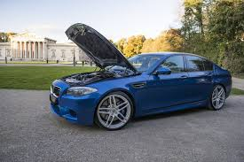 M5 2015 Official G Power Bmw F10 M5 With 740hp Gtspirit