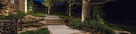 outdoor lighting options mckay landscape lighting omaha ne