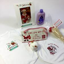 personalised night before christmas box for baby u0027s 1st christmas