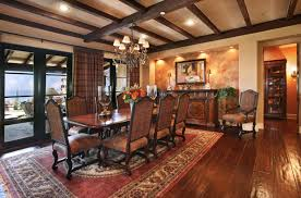 Living Rooms With Area Rugs by Decor U0026 Tips Dining Room With Area Rug And Dining Set Also Faux