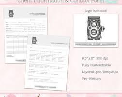 Home Design Questionnaire For Clients Client Questionnaire Etsy