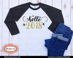 new year s tops new years shirt etsy
