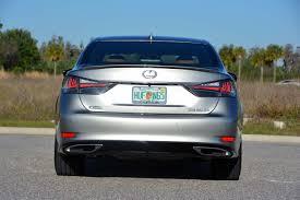 sporty lexus sedan 2017 lexus gs 200t test drive review autonation drive automotive