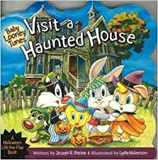visit haunted house baby looney tunes brent ritchie