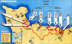 Normandy Invasion Map Allied Operational Failure Operation Market Garden Made By History