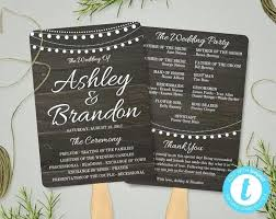 rustic wedding program template chalkboard wedding program rustic chalkboard wedding program