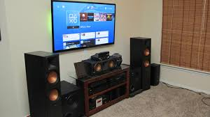 rf 42 ii home theater system post pics of your gaming setup playstation edition page 6