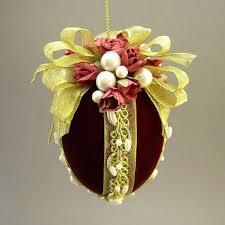 32 besten velvet christmas ornaments bilder auf pinterest