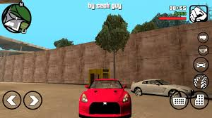 r for android gta san andreas nissan gt r for android dff only mod gtainside
