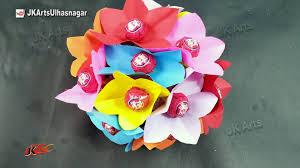 lollipop bouquet diy lollipop bouquet tutorial gift idea how to make jk arts
