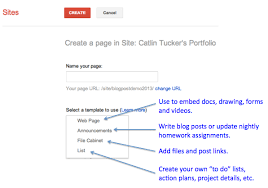 Google Sites File Cabinet Getting Started With Google Sites