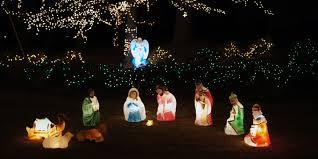 oklahoma u0027s 28 most festive holiday lights tours