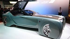 rolls royce concept car rolls royce vision next 100 concept youtube