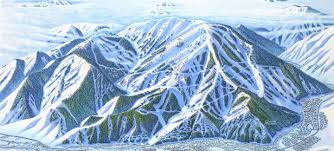 Park City Utah Trail Map by The Art Of Painting Ski Trail Maps Gear Patrol