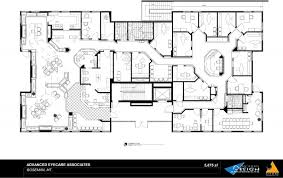 modern design floor plans modern office plans portfolio optometric offices modern design