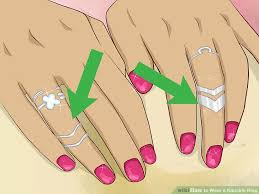 knuckle rings images How to wear a knuckle ring 12 steps with pictures wikihow jpg