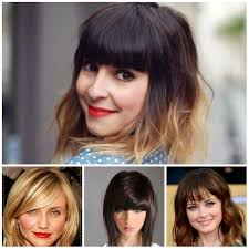 medium length haircuts 2017 2017 shoulder length haircuts with bangs new hairstyles 2017 for