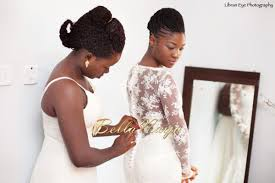 bellanaija images of short perm cut hairstyles bn bridal beauty natural hair nigerian brides bridesmaids