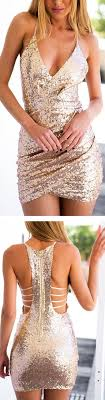 hot new years dresses gold sequin dress college grad gold