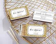 wedding matchbooks wedding favor matches wedding matches matchbooks