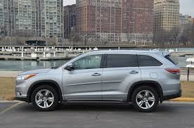 2015 toyota highlander xle review 2015 toyota highlander hybrid windy city review by larry nutson